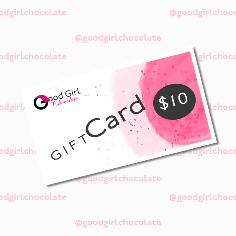 Good Girl Gift Card
