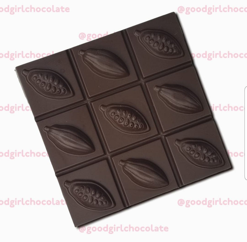 4 pack 70% Artisan Dark Chocolate Bars