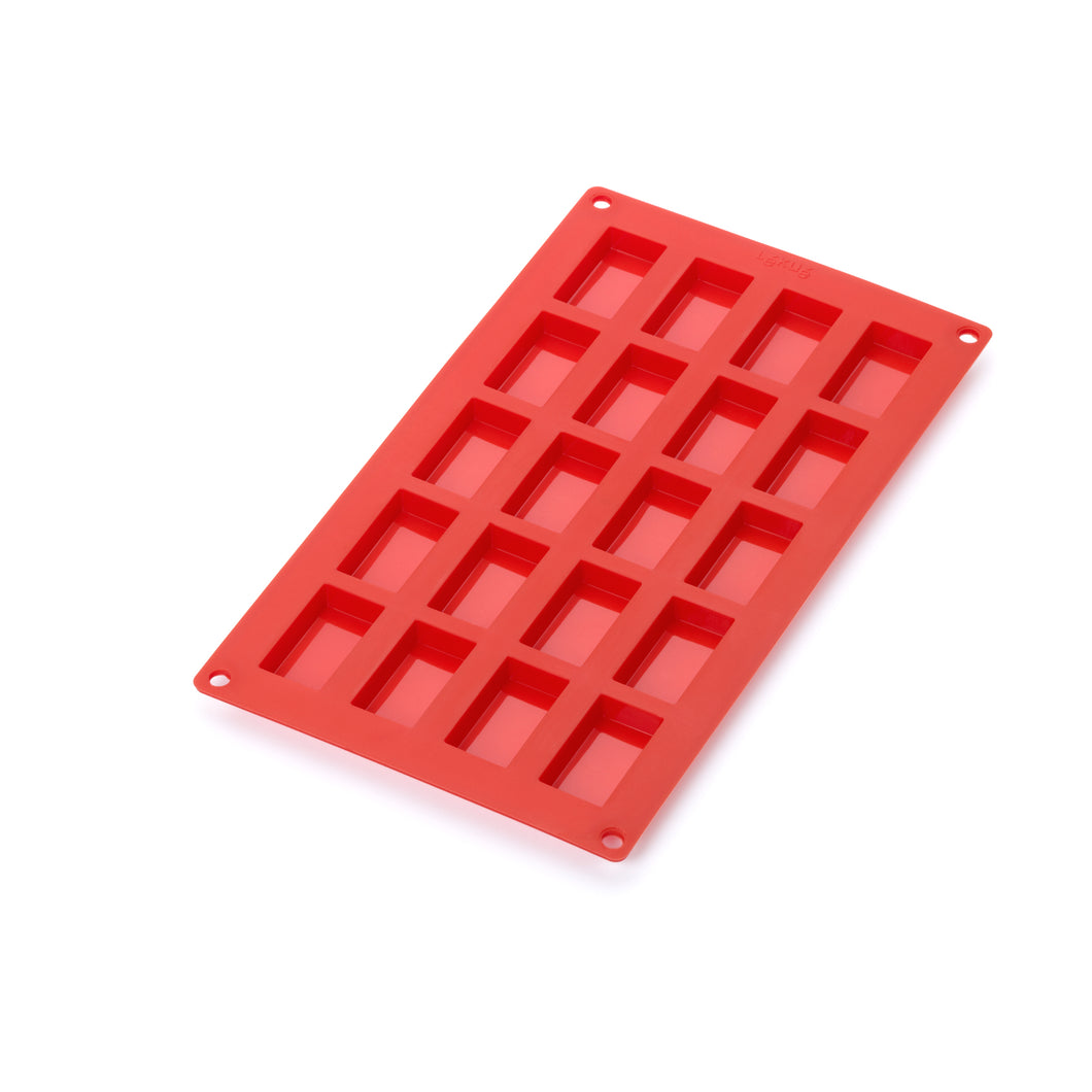 Mini Financier Mold, 20 Cavity
