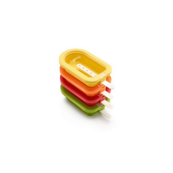 Small Stackable Popsicle Mold