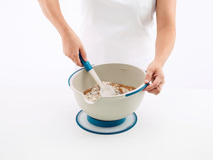 Lékué Mixing Bowl 3-Piece Set Color:Blue