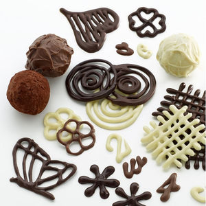 Lékué DecoMat Chocolate Decorating Kit DecoMat Chocolate Decorating Kit