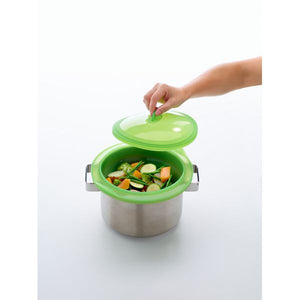 Lékué Collapsible Steamer Collapsible Steamer