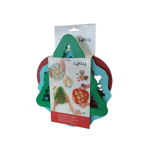 Kids Cookie Cutters Set