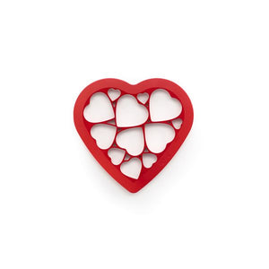 Heart Cookie Cutter Puzzle