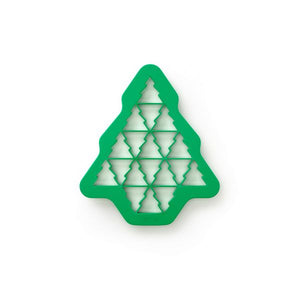 Lékué Christmas Tree Cookie Cutter Christmas Tree Cookie Cutter