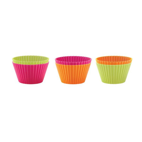 Muffin Cup Molds, Assorted Colors