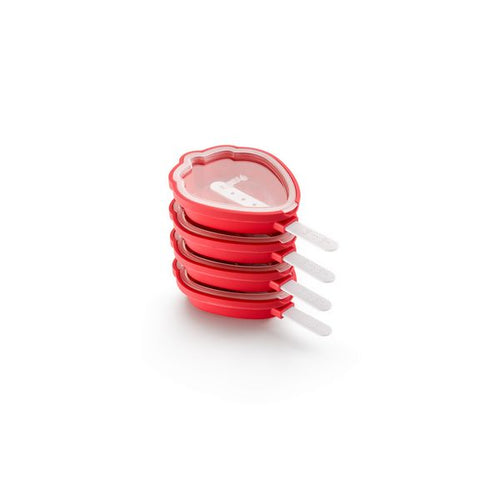 Strawberry Popsicle Mold