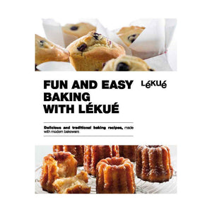 Lékué Baking With Lékué! Cookbook Baking With Lékué! Cookbook