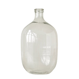 Clear Glass Jug