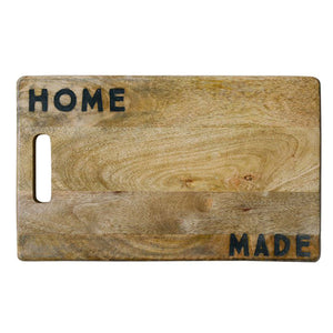 """Home Made"" Cutting Board"
