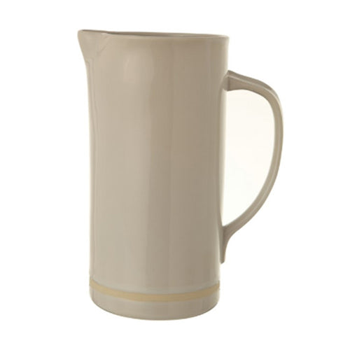 Stoneware Pitcher Cream