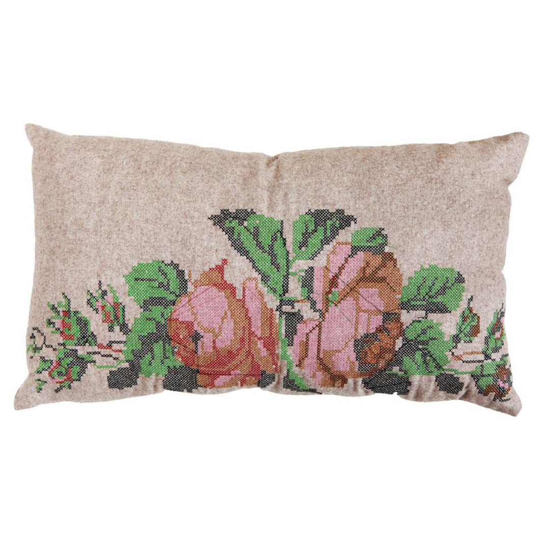Rose Pillow
