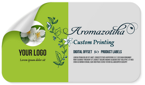Sticker Labels - Custom Printed