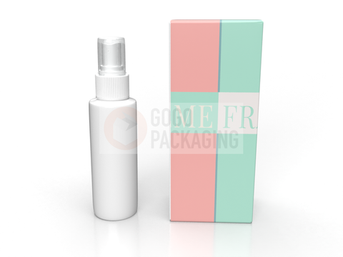Custom Box + Spray Bottle 50ml - REVERSE TUCK END BOX-Packaging Boxes Custom-Gogo Packaging-Folding Carton Custom Printed Box-Product-CBD-Essential Oils-Cosmetics-lipstick-supplements