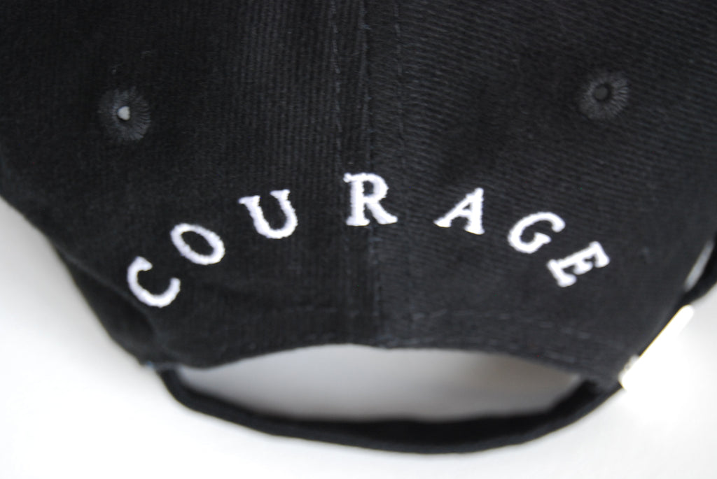 Courage Cap White