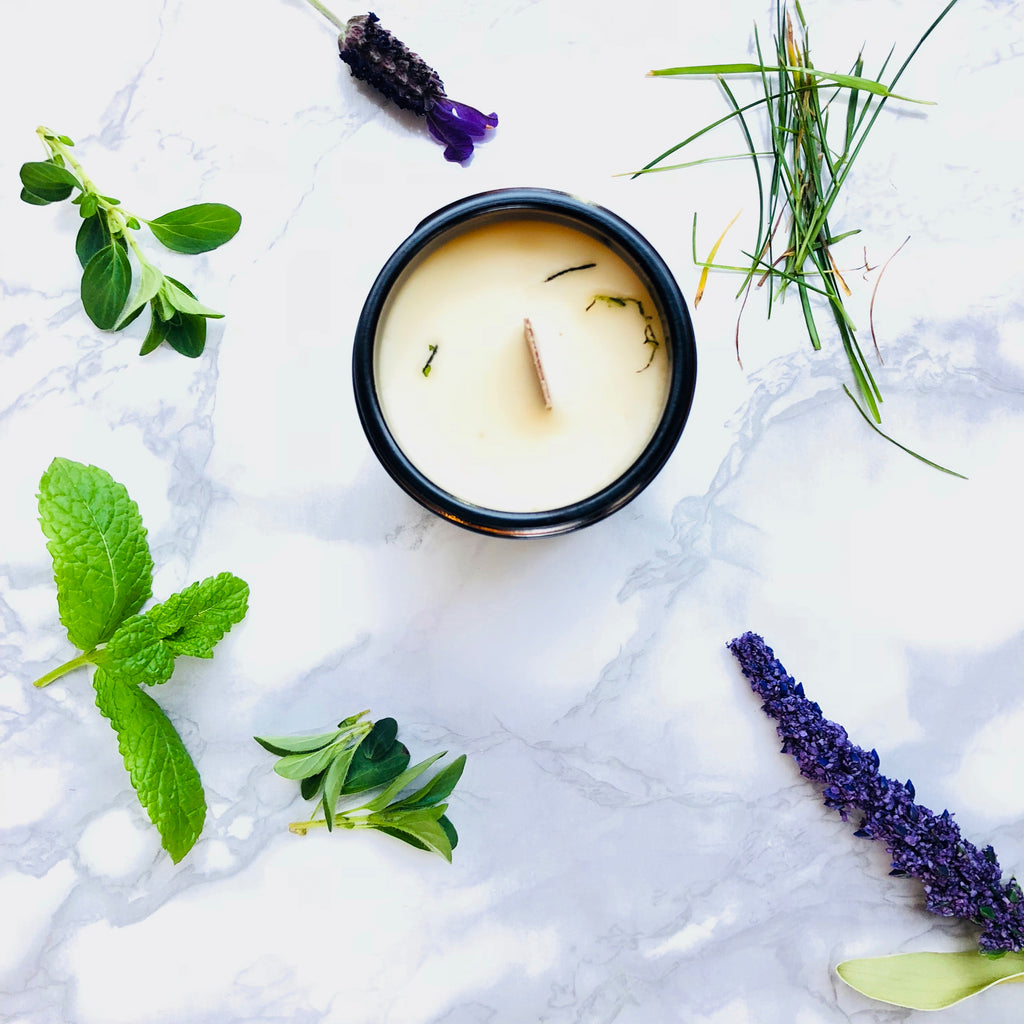 The Spa Candle
