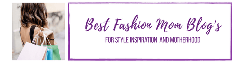 mom fashion blogs header
