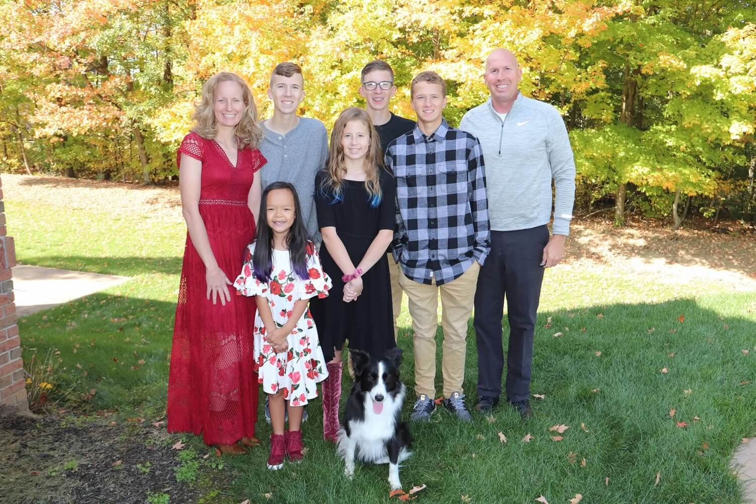 Sydney So Sweet CEO Jen Greenlees and her family