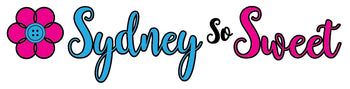 Sydney So Sweet brand logo for online girls' boutique clothing store based in Ohio