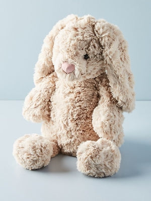 Anthropologie Stuffed Animal Bunny