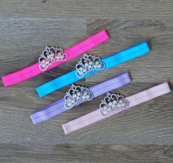 a selection of matching headbands