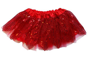 Sparkly and Sweet Christmas tutus