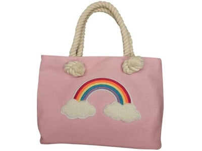 Toddler' Girls Rainbow Tote Bag