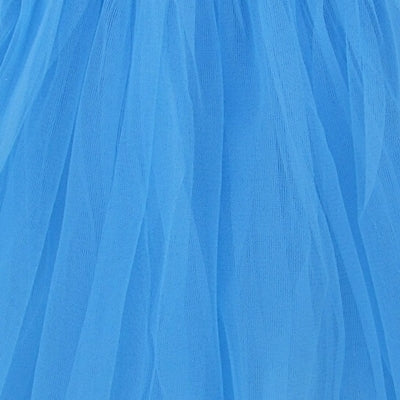 e0e8ef479 ... Light Blue Adult Tutu Skirt - Women's Size 3- Layer Basic Ballet Tutu