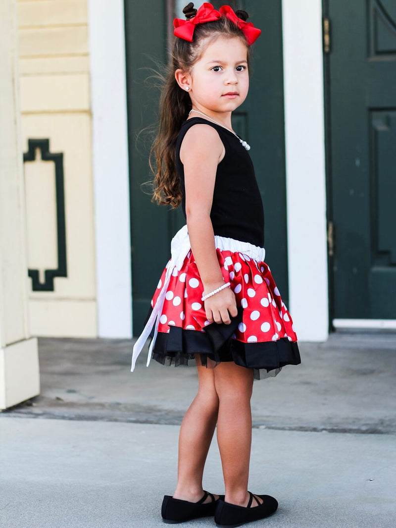 Minnie Mouse Tutu For Kids, Adults, Plus | Buy Online | Free ...