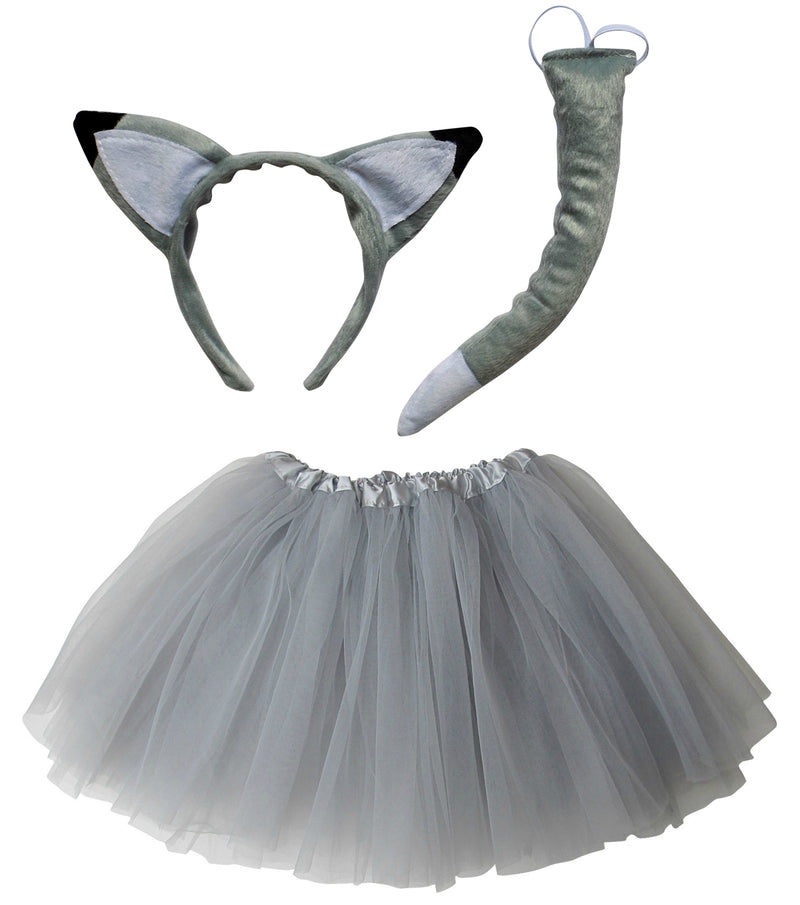 eb4c3793510 Adult or Plus Size Wolf or Fox Tutu Costume - Sydney So Sweet