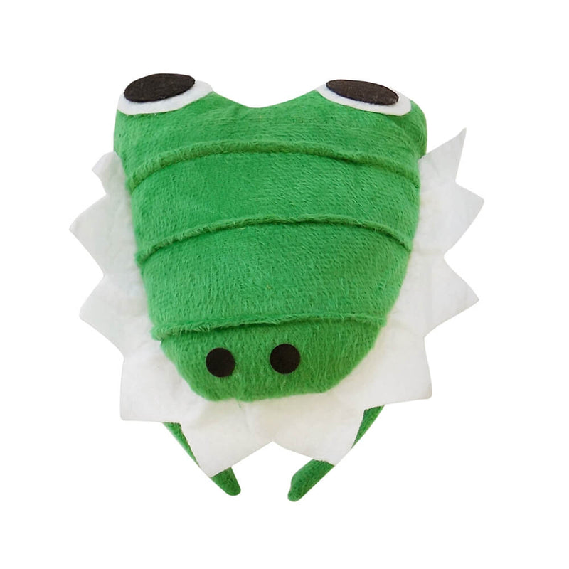 Alligator Headband Head, Kid or Adult Costume Accessories - buy online, free shipping, Sydney So Sweet