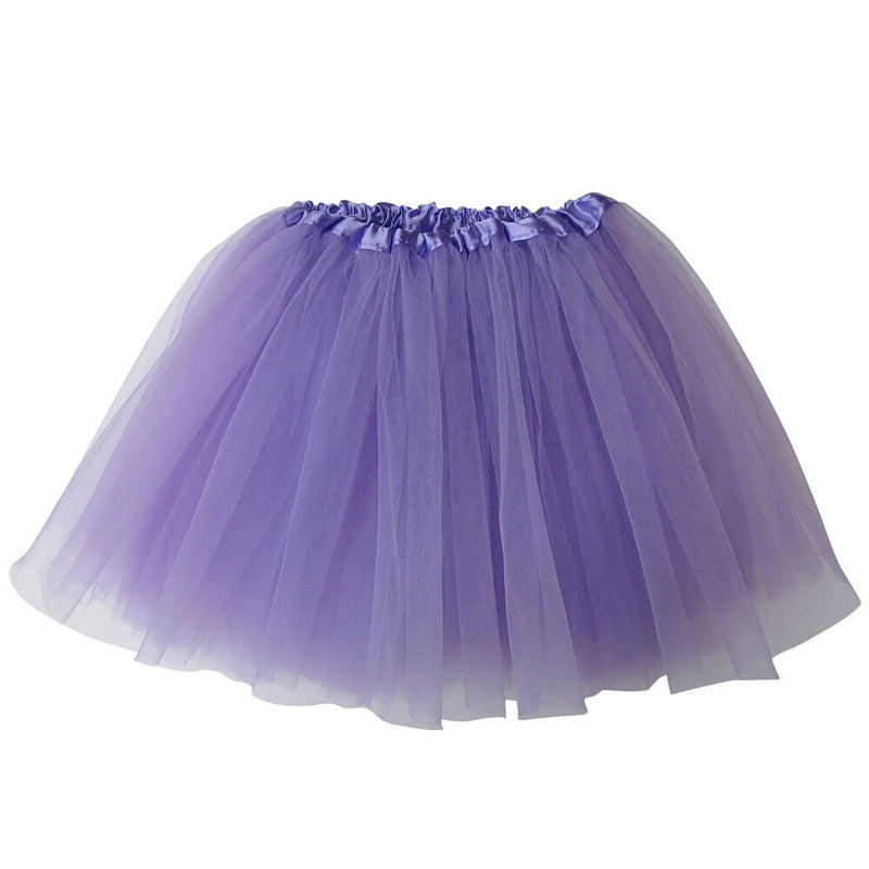Lavender Girls Tutu Skirt | Ballerina Ballet Dance Costume