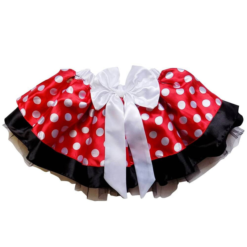 Minnie Mouse Tutu For Kid, Adult, or Plus Size