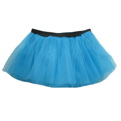 Turquoise Blue- Running Tutu Skirt