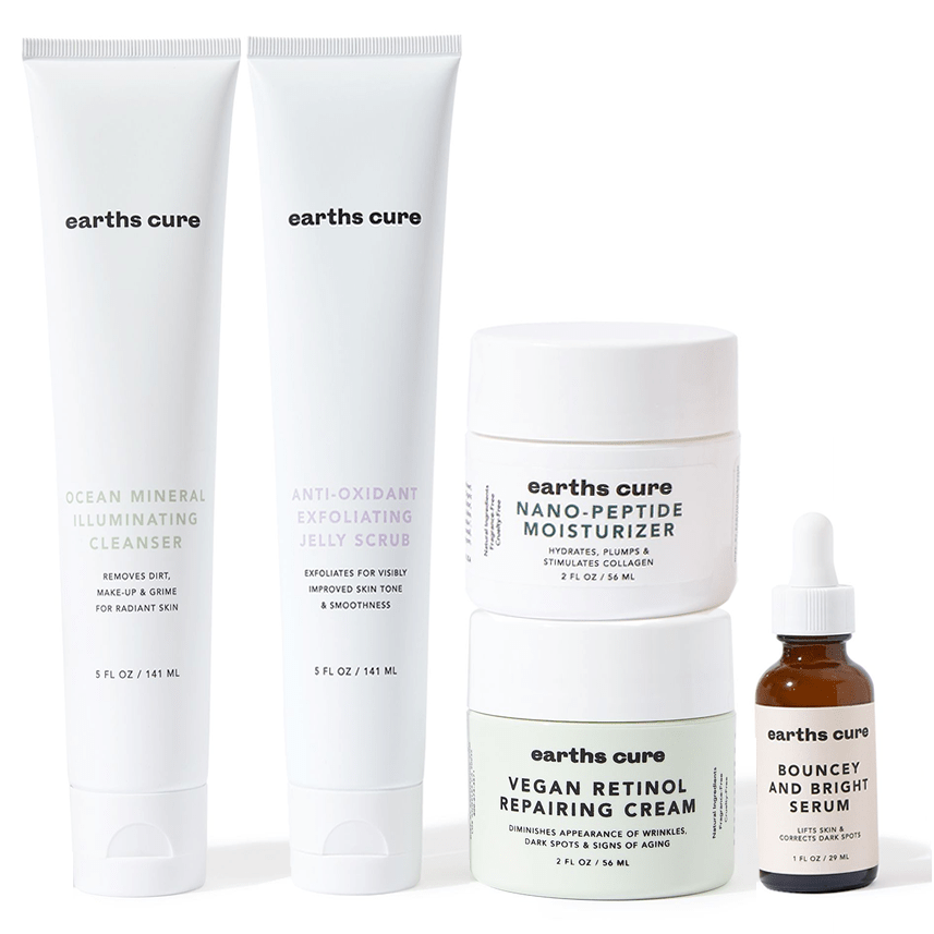 Natural Anti-Aging Set