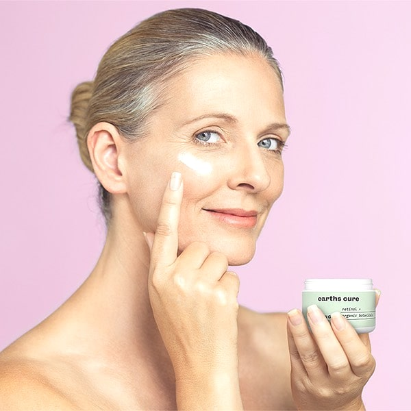 Natural Anti-Aging Cream