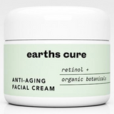 Natural Anti-Aging Retinol Cream for Men