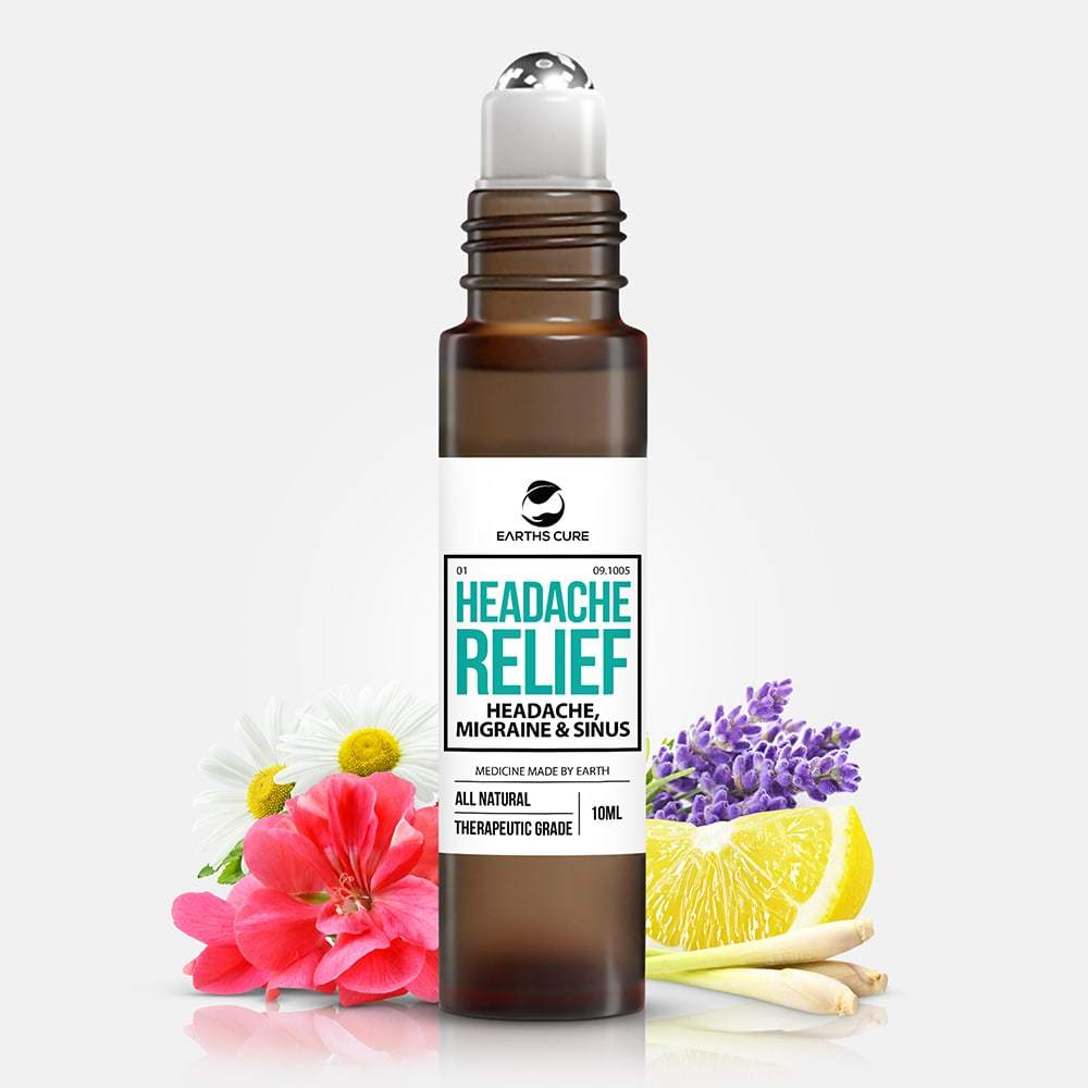 Oil - Headache Relief - Essential Oil