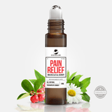 Oil - Instant Pain Relief - Therapeutic Grade