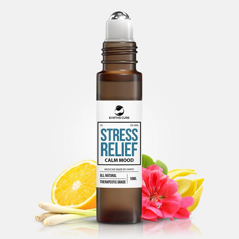 Oil - Stress Relief - Essential Oil
