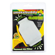 Smokebuddy Glow In Dark Personal Air Filter - White Junior