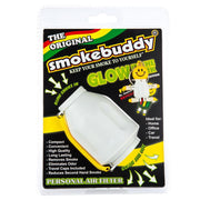 Smokebuddy Glow In Dark Personal Air Filter - White Original