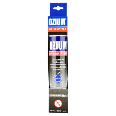 Ozium Air Sanitizer - New Car Scent