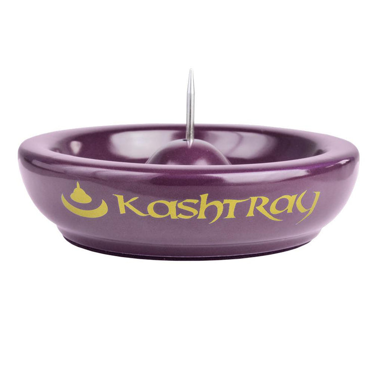 Kashtray Original w/Cleaning Spike | Purple