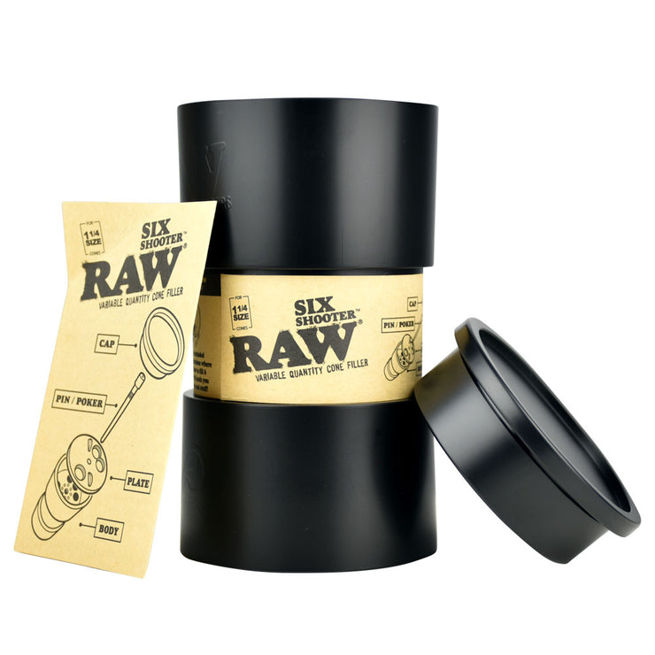 RAW Six Shooter Cone Filler