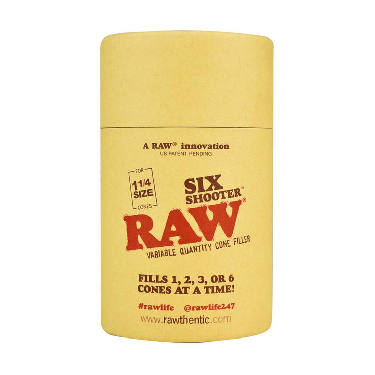 RAW Six Shooter Cone Filler | 1 1/4 Size