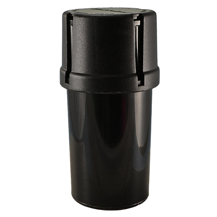 Black Medtainer Storage Container
