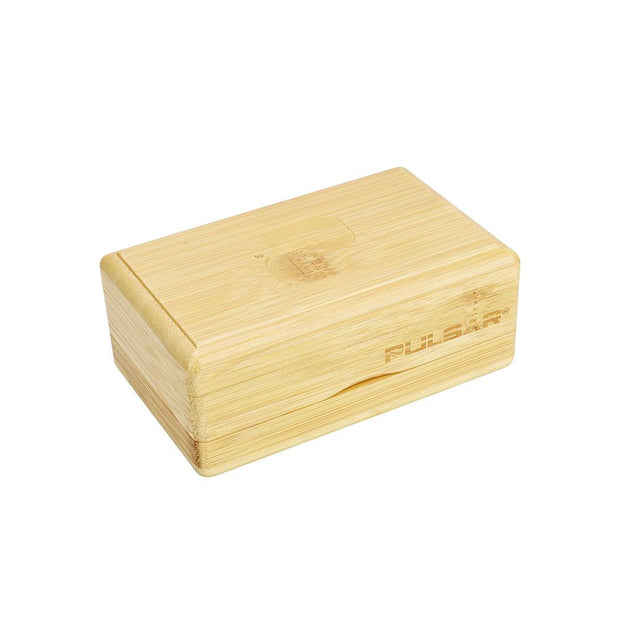 Grindhouse Bamboo Sifter Box | Small