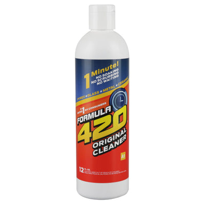 Formula 420 Original Pipe Cleaner - 12oz Bottle